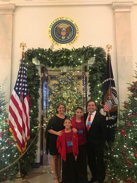 MUSYCA Choir at the White House