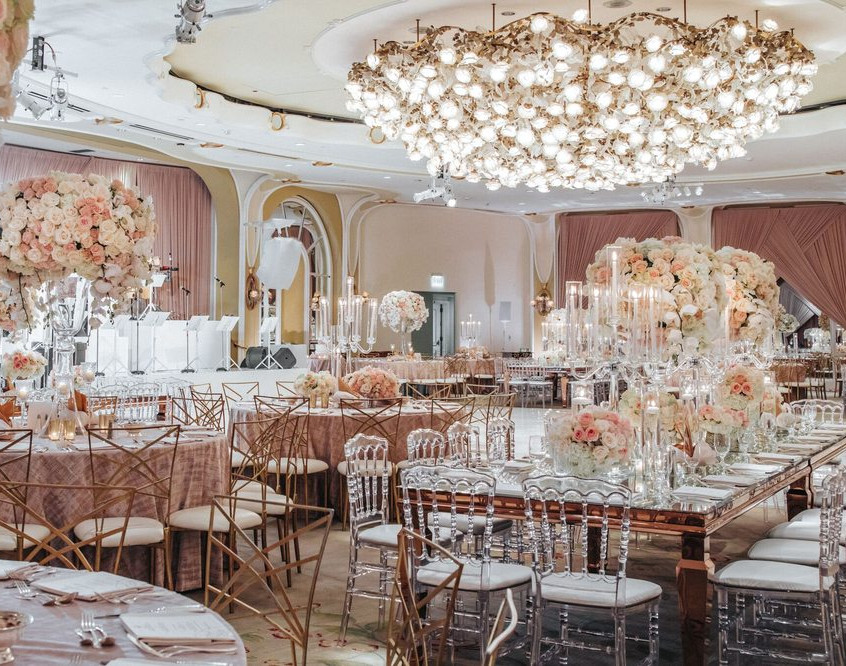 Beverly Hills Hotel, Crystal Ballroom