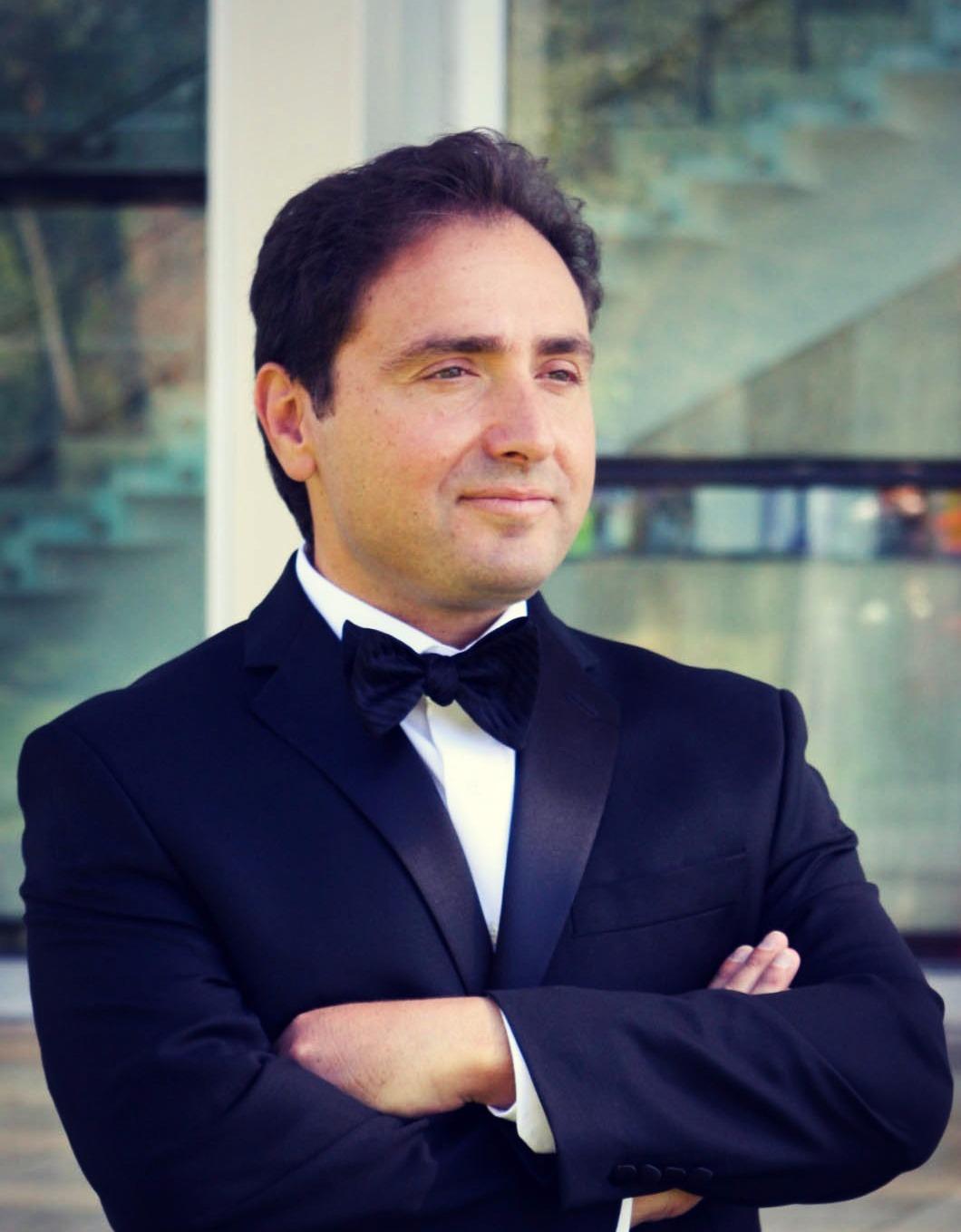 Dr. Mikhail Shtangrud, Artistic Director