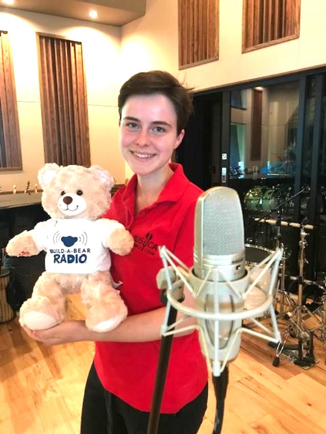 MUSYCA singer, Build-A-Bear Radio record