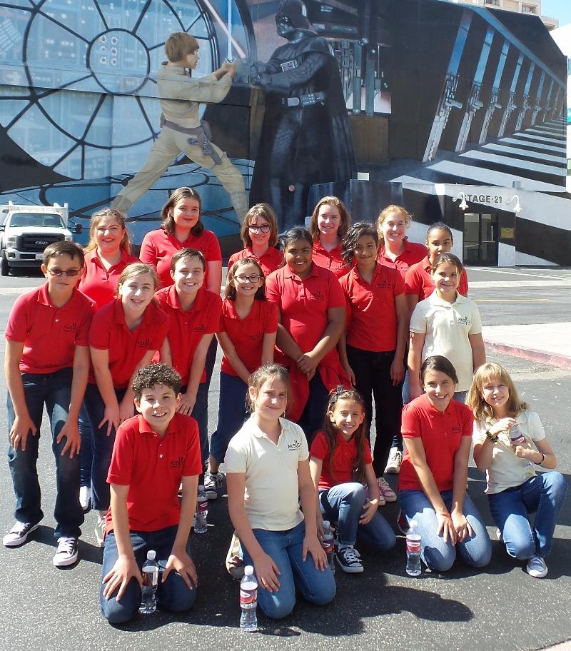 Children's Choir, 20th Century Fox