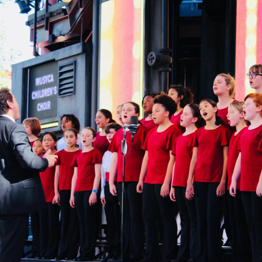 MUSYCA Children's Choir