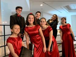 MUSYCA Chamber Singers in concert