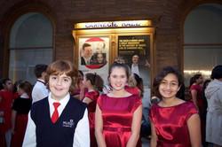 MUSYCA singers at Carnegie Hall 2017