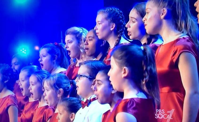 Holiday Celebration MUSYCA Choir