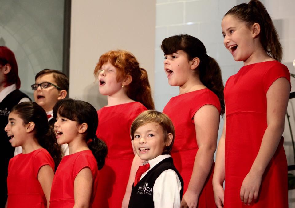 Support MUSYCA Children's Choir!