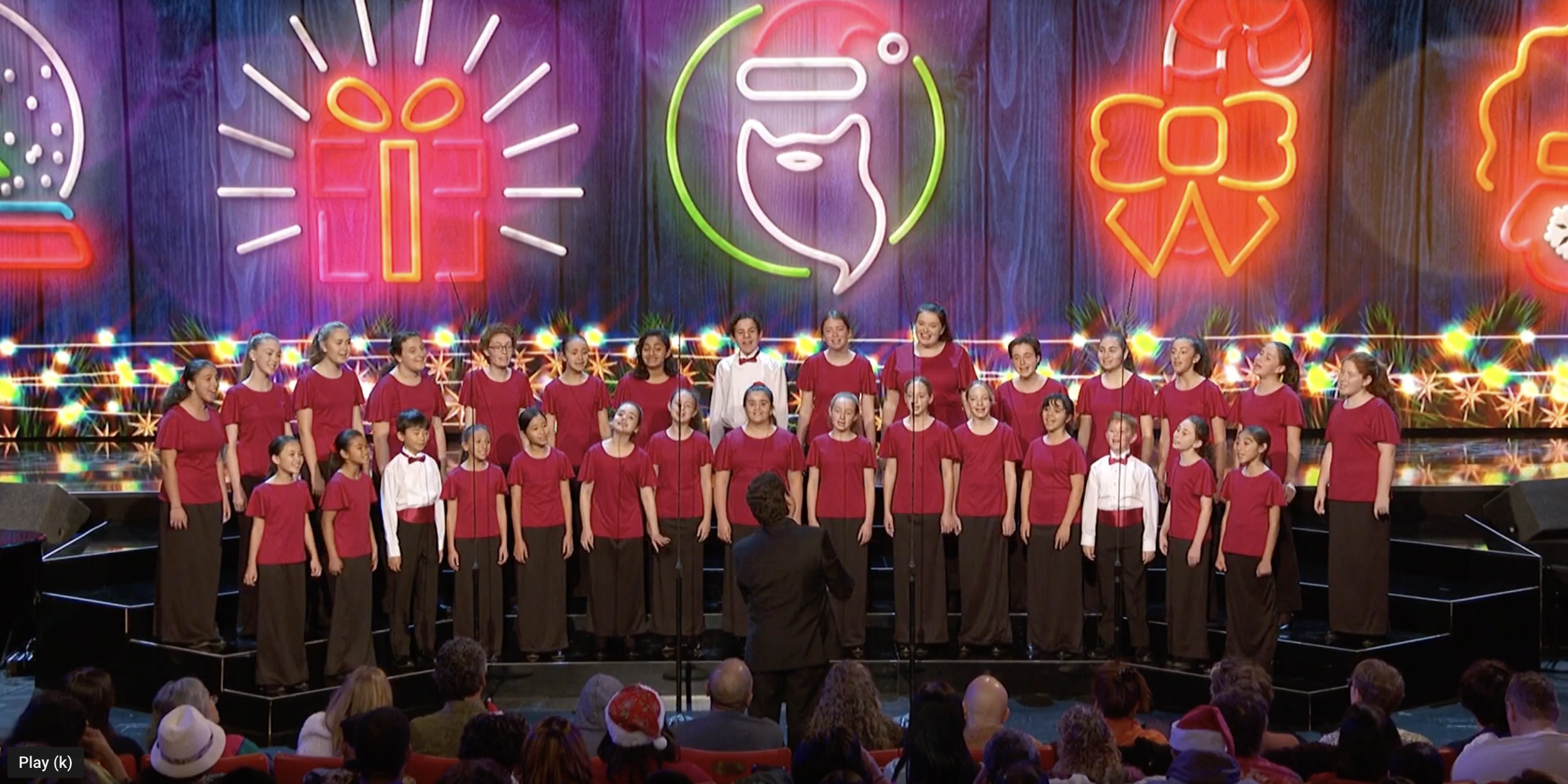 MUSYCA Children's Choir, Holiday Celebra