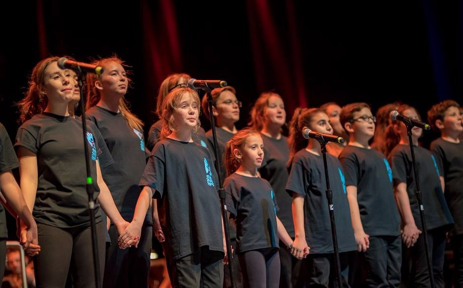 MUSYCA Children's Choir | Sing Well & Be Heard