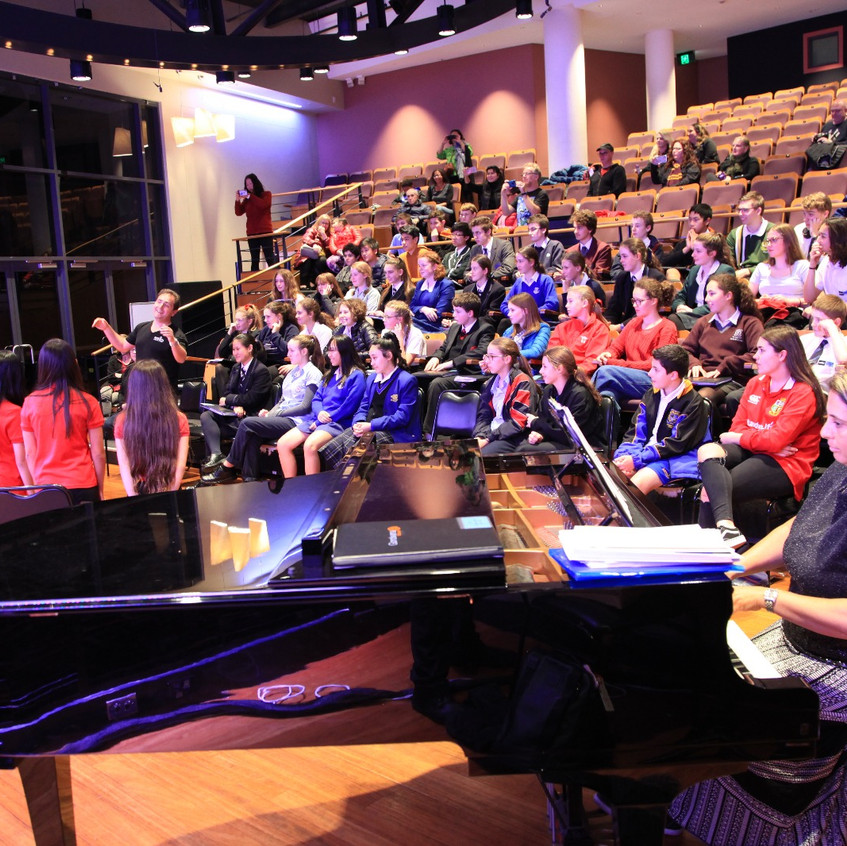 The Children's Choir in Sydney