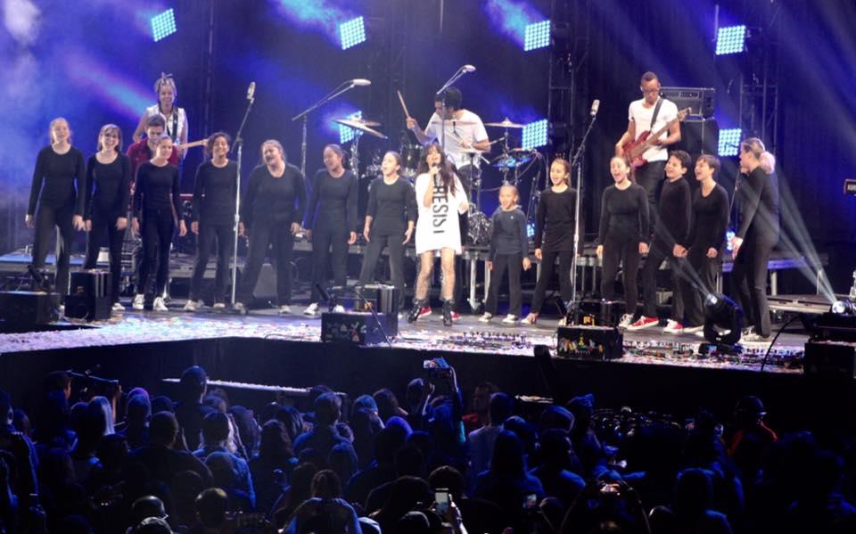 MUSYCA Children's Choir with Camila Cabello