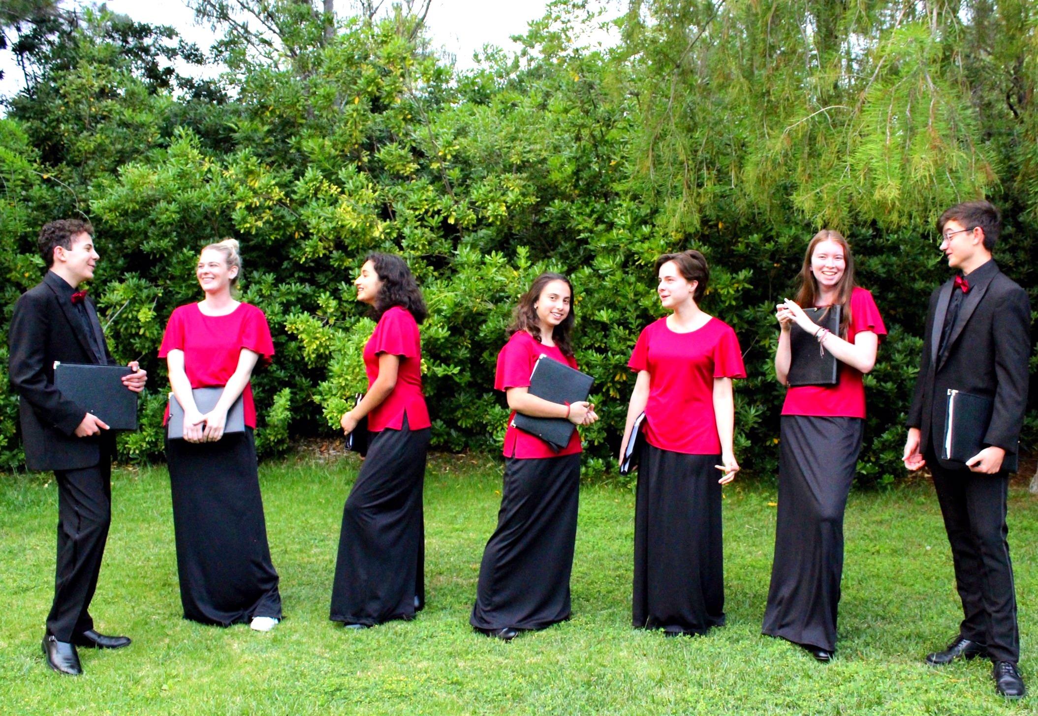 MUSYCA Chamber Singers