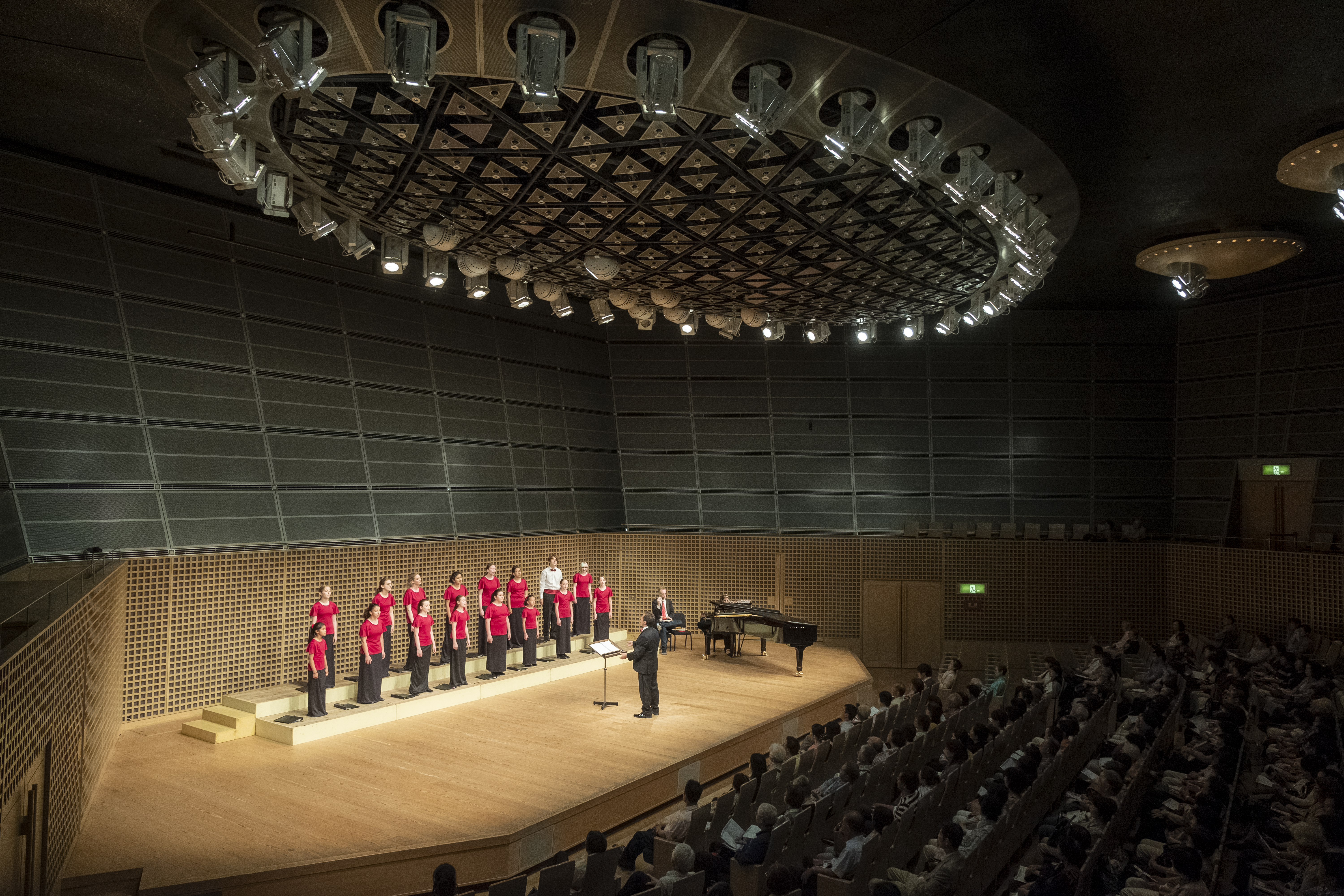 MUSYCA sings in Kyoto Concert Hall 2019.