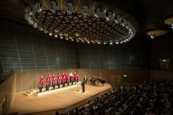 MUSYCA sings in Kyoto Concert Hall 2019.