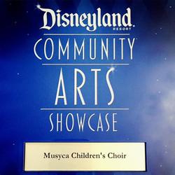 Disney Community Arts Showc