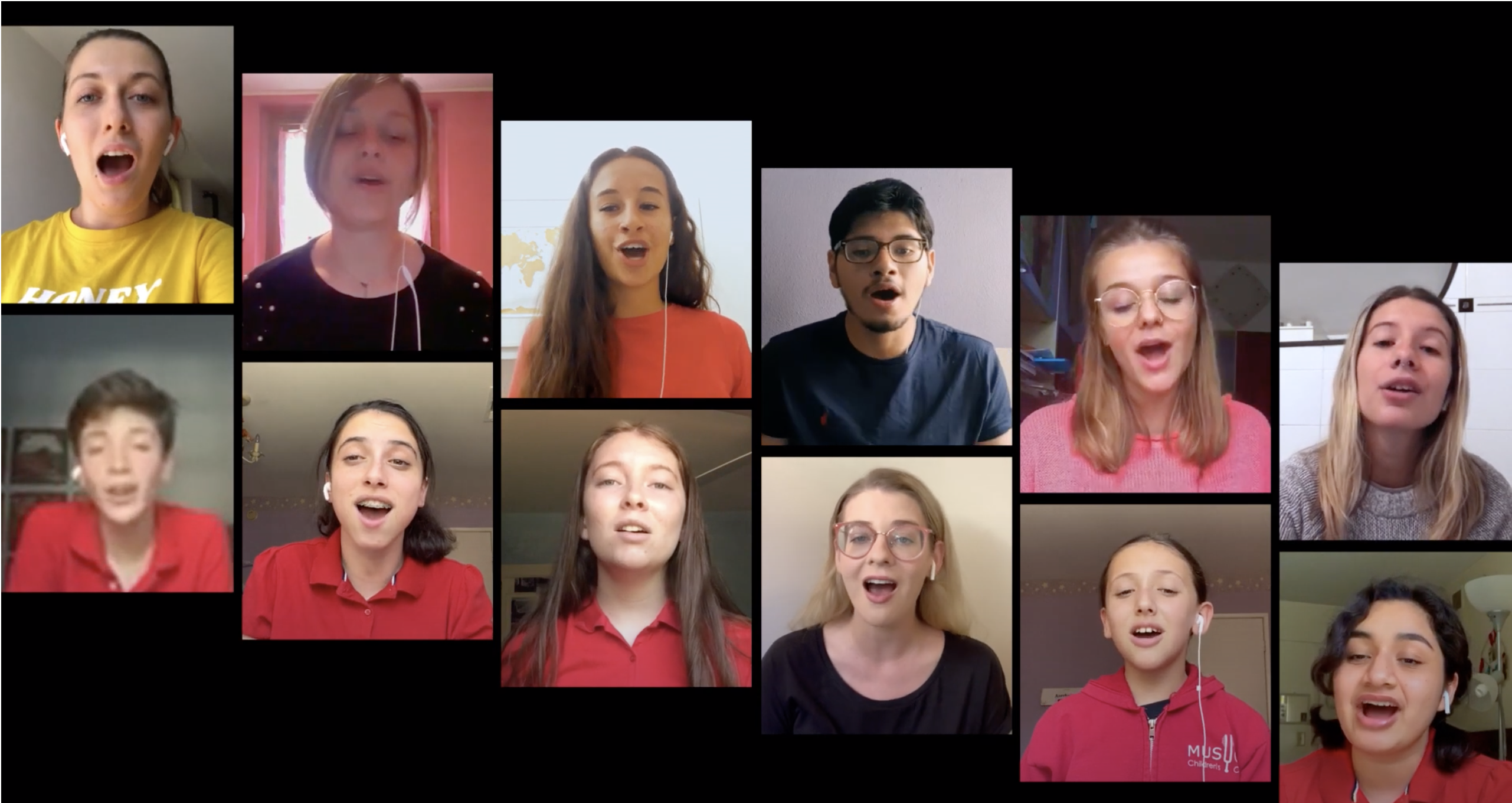 International Virtual Choir Project