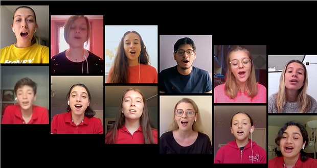 International Virtual Choir Project