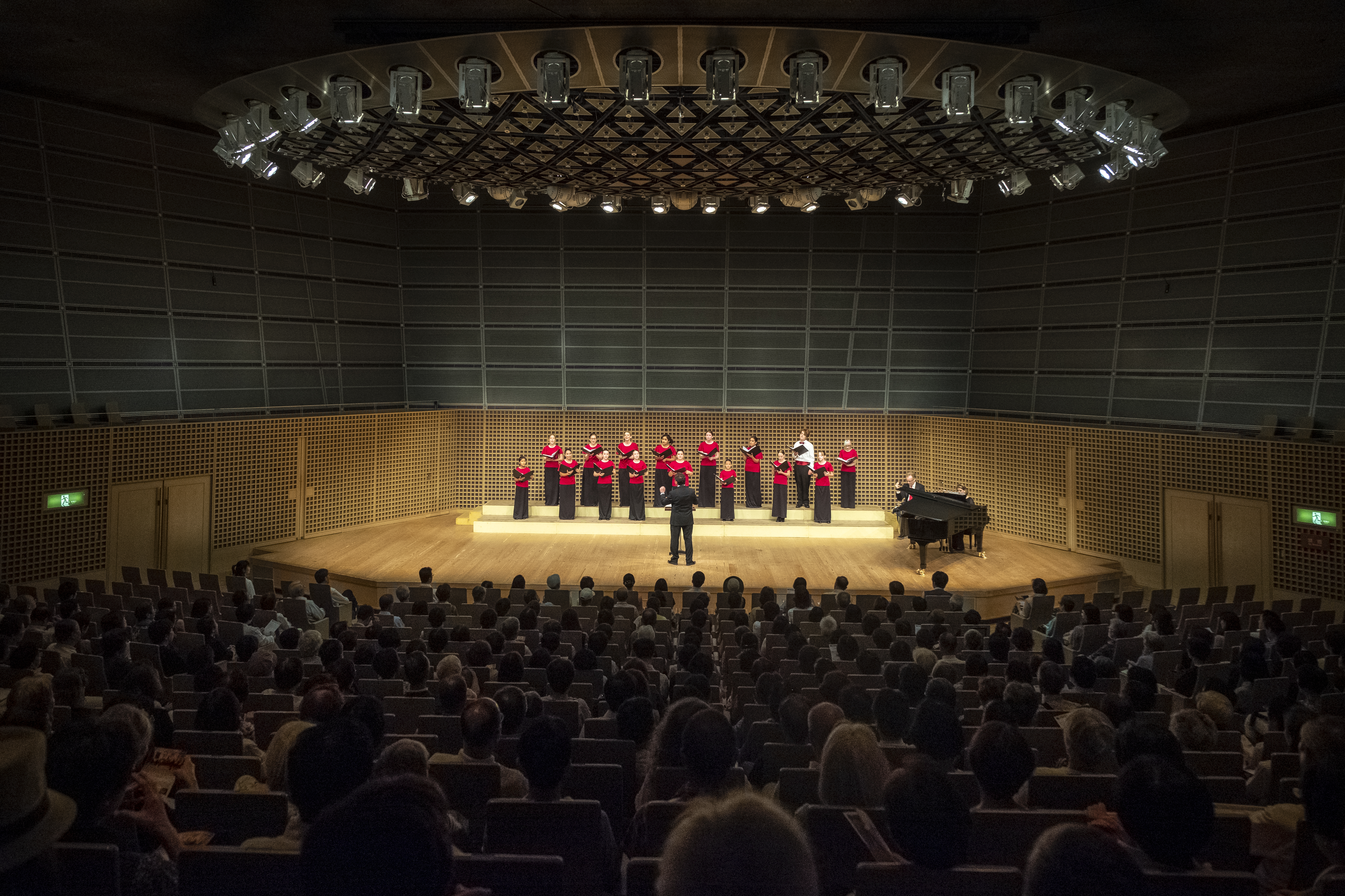 Kyoto Concert Hall performance, MUSYCA