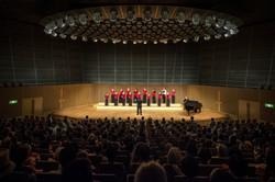 Kyoto Concert Hall performance, MUSYCA