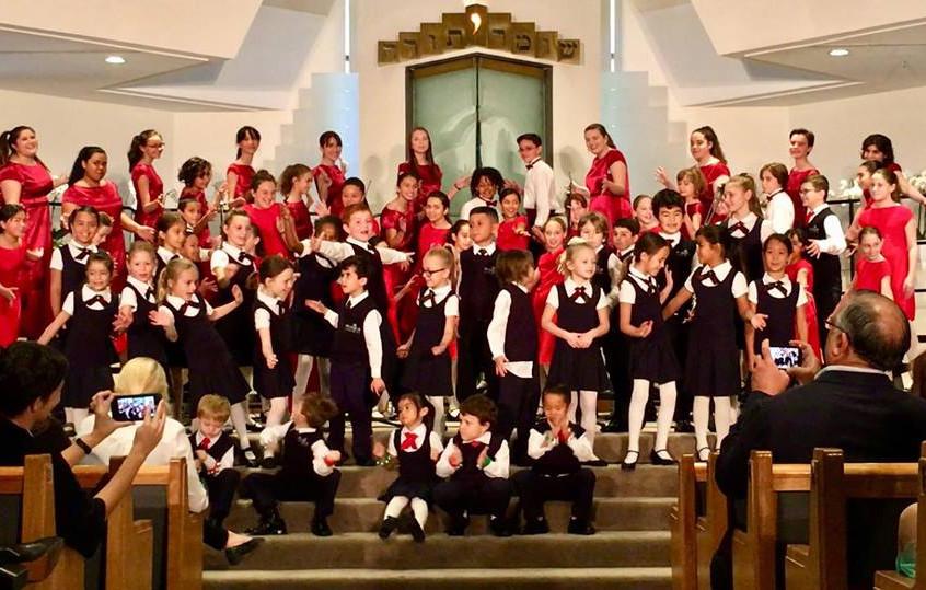 MUSYCA Children's Choir concert Winter 2017