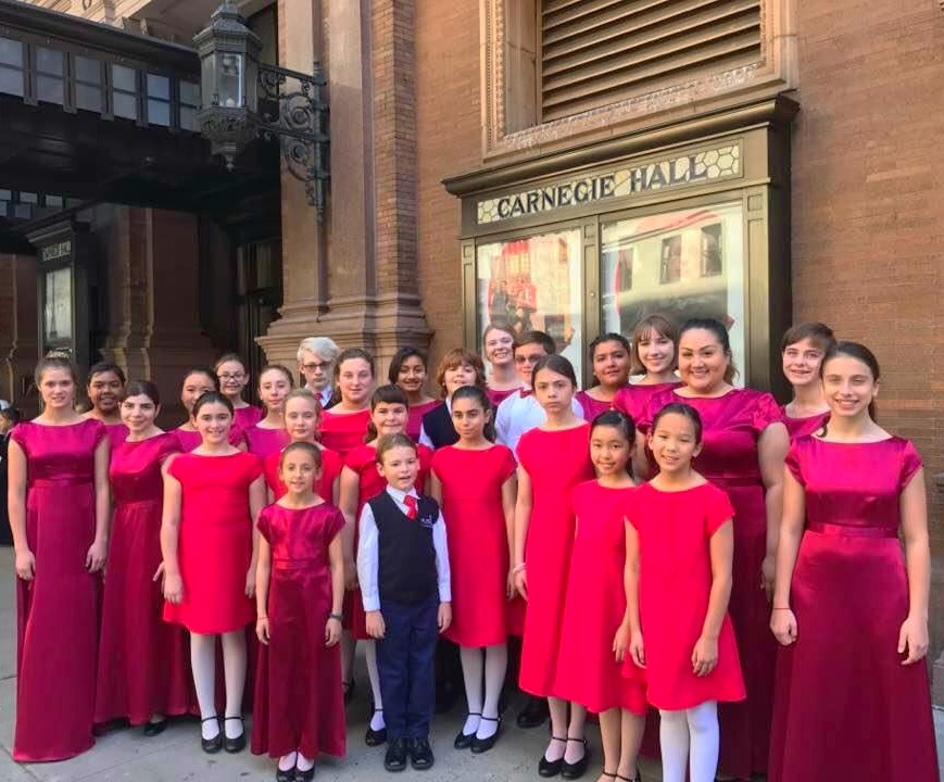 MUSYCA at Carnegie Hall