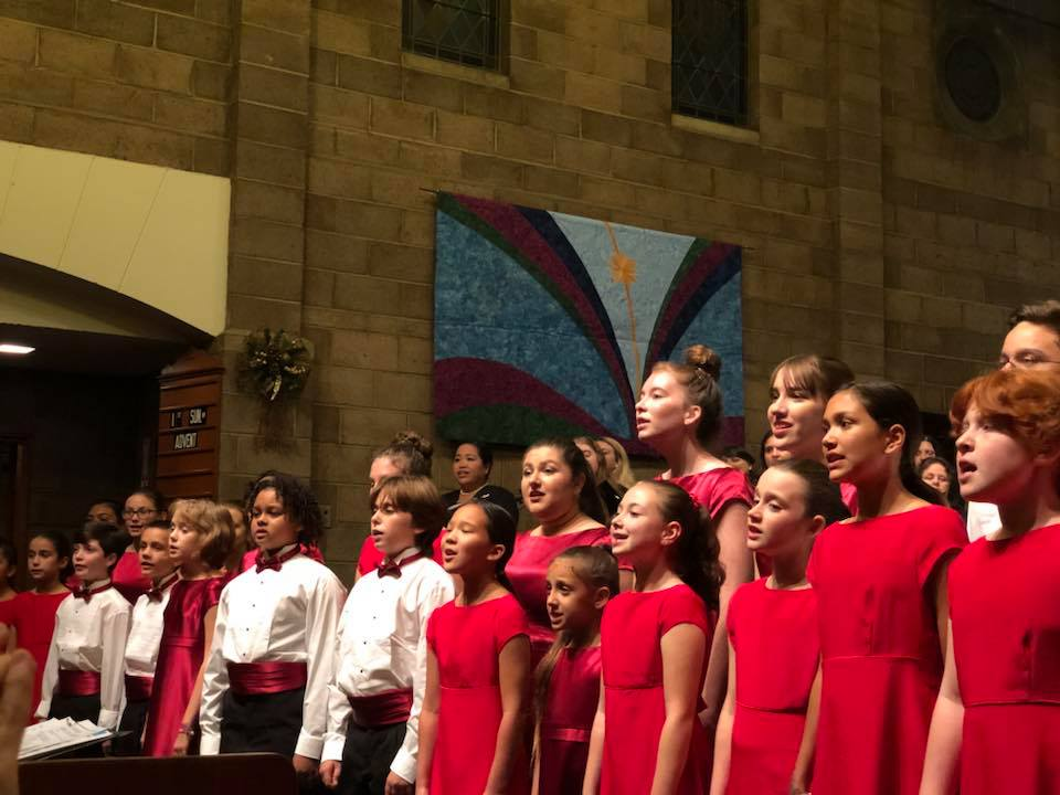 MUSYCA Burbank Chorale Concert