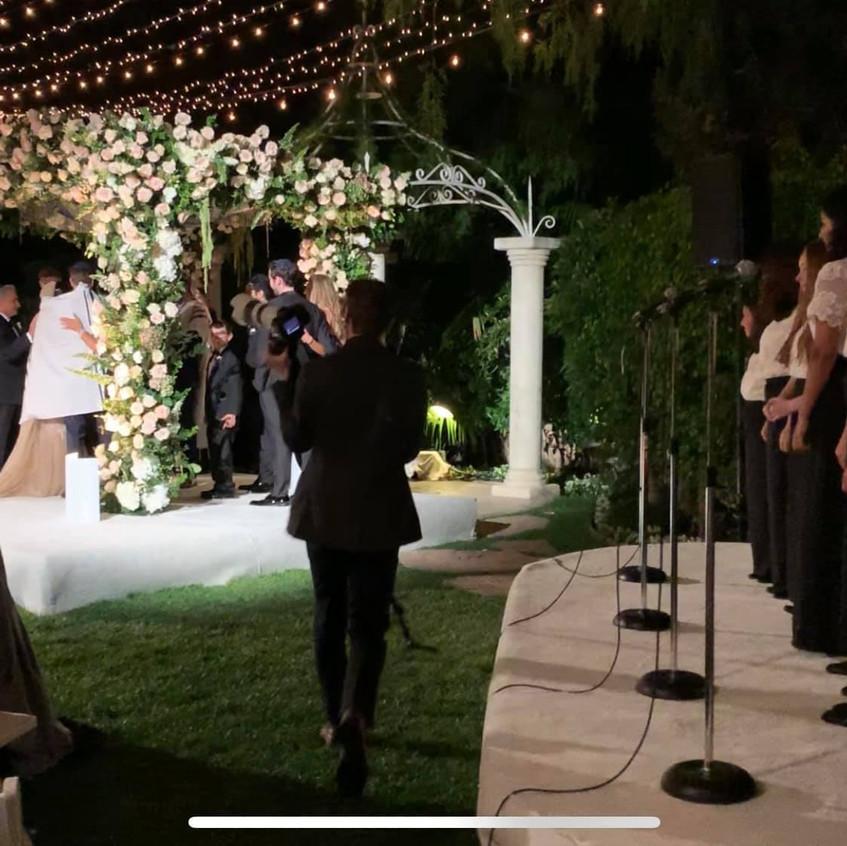 Wedding performance, MUSYCA