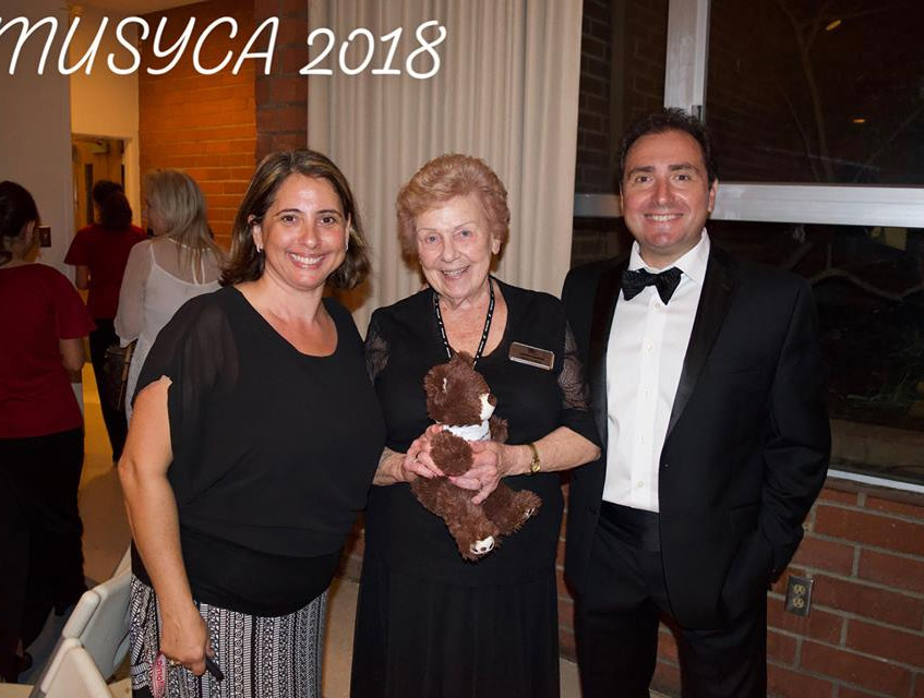 MUSYCA and AGC Directors