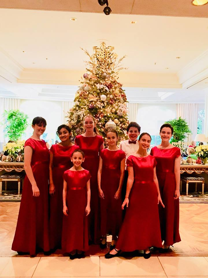 MUSYCA Children's Choir at the Peninsula