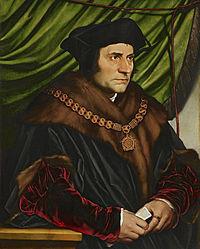 Sir Thomas More ve Tudor Güllü Essex Gerdanlığı
