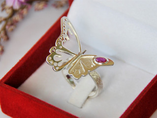 Gümüş Kelebek Tasarımlarından,  Kelebekler Hakkında Bilmediklerinize