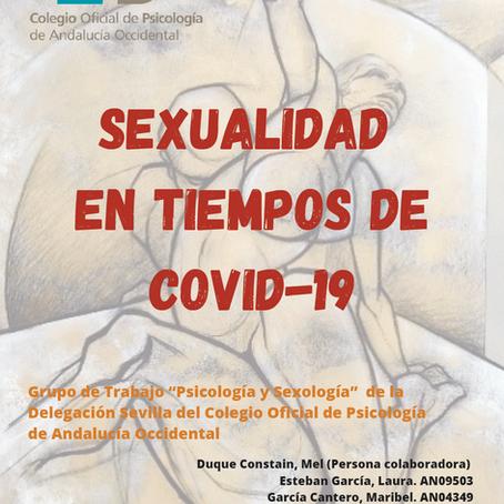Sexualidad en tiempos de COVID-19