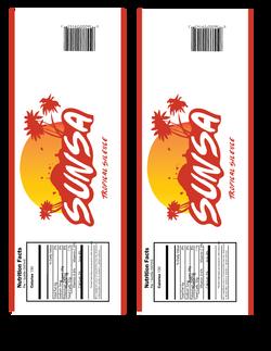 "Drink ""Sunsa"" Banner"