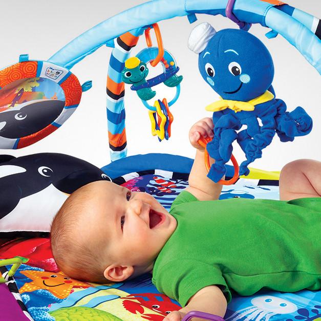 96e52e70e Baby Einstein Neptune Ocean Adventure Gym
