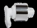 Chrome Silver Pump Sprayer