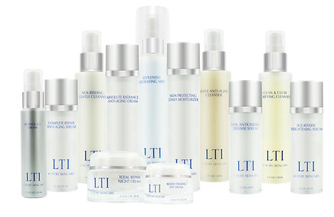 Liquid Technologies, Inc. Skin Care Products