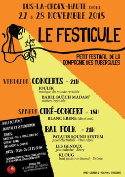 POST FESTICULE 2014