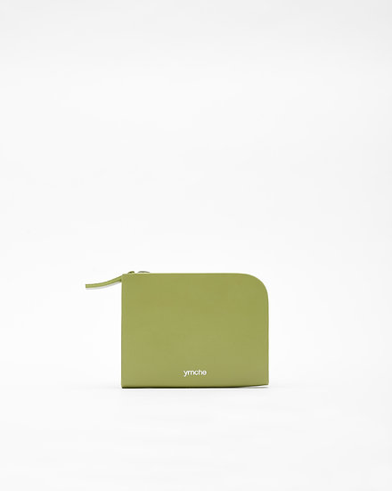 Wallet S Avocado Green