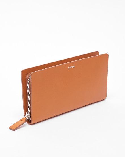 Wallet L Cognac