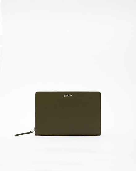 wallet M pine green