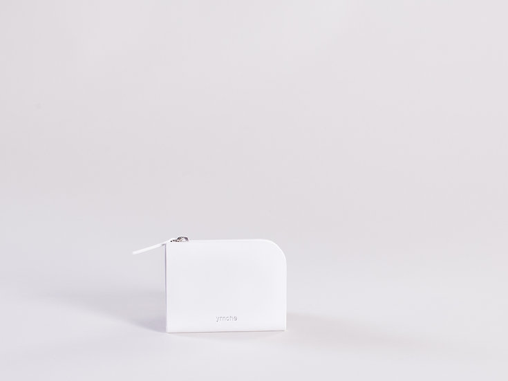 wallet small 0101 white