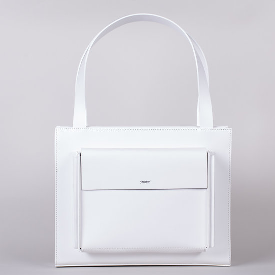 tote bag 0101 white