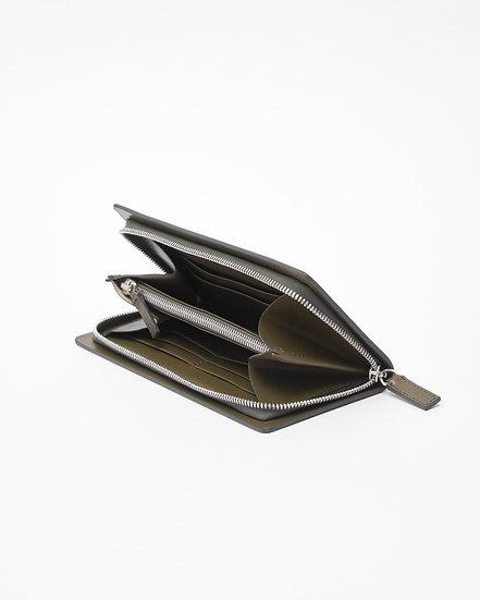 Wallet L Pine Green