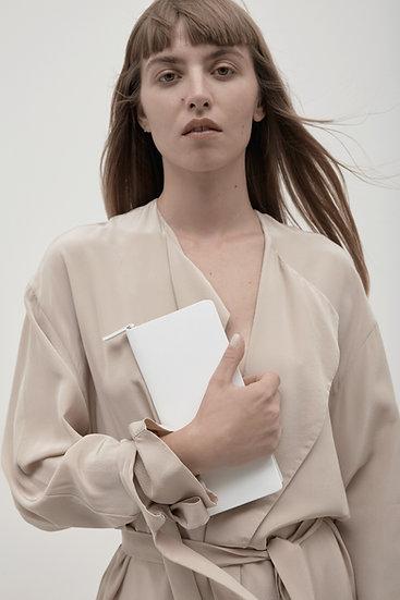 Wallet L White