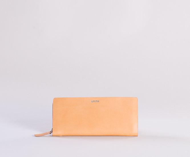Wallet L Natural