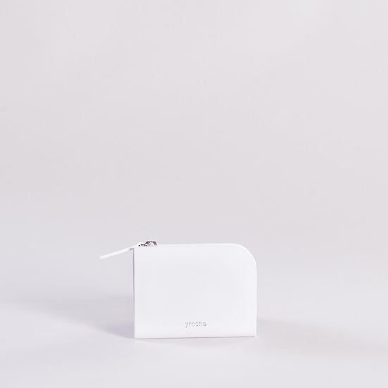 Wallet S White
