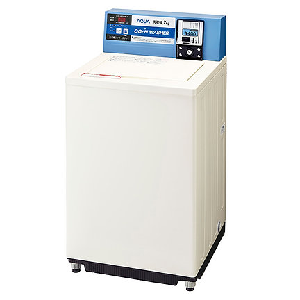 【税込・送料無料】コイン式洗濯機 MCW-C70A  (洗濯容量7.0kg))