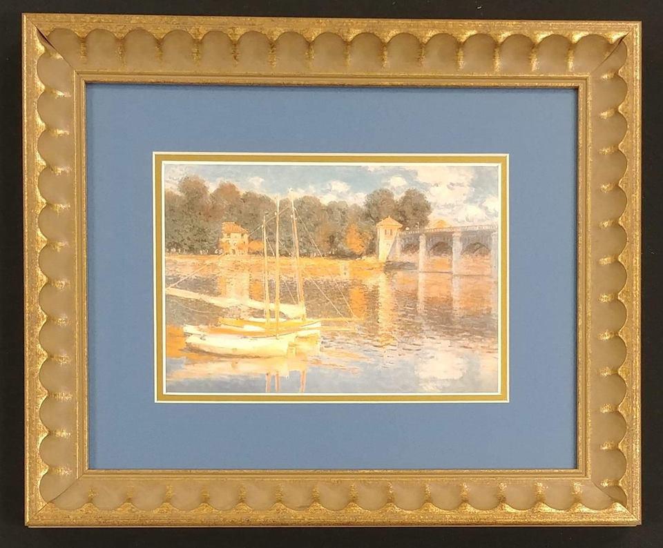 Monet Replica Artwork