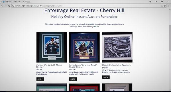 Online Instant Auction