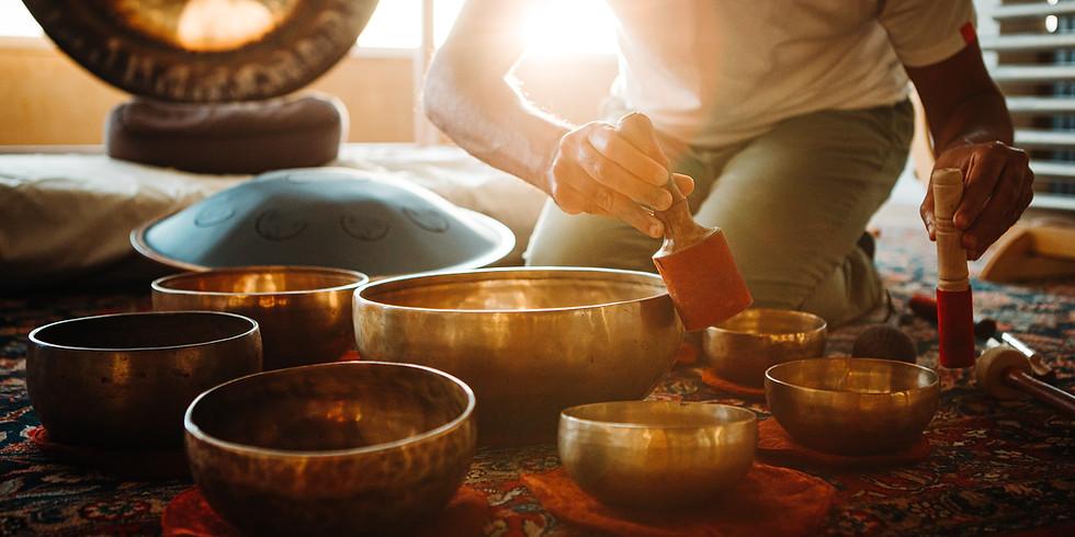 Tibetan Singing Bowls with Dror Rada