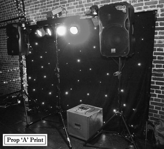 iPod Disco Hire for Weddings and Parties! Visit Prop 'A' Print to find out more!